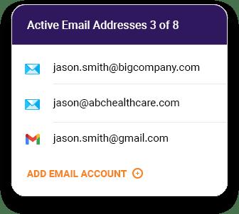 Active Email Addresses V4
